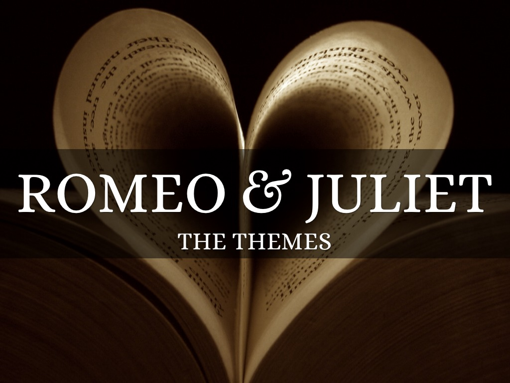 romeo juliet exploring the themes Struggling with themes such as fate and free will in william shakespeare's romeo and juliet we've got the quick and easy lowdown on it here.