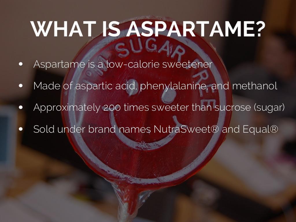 Aspartame By Alana Lieske