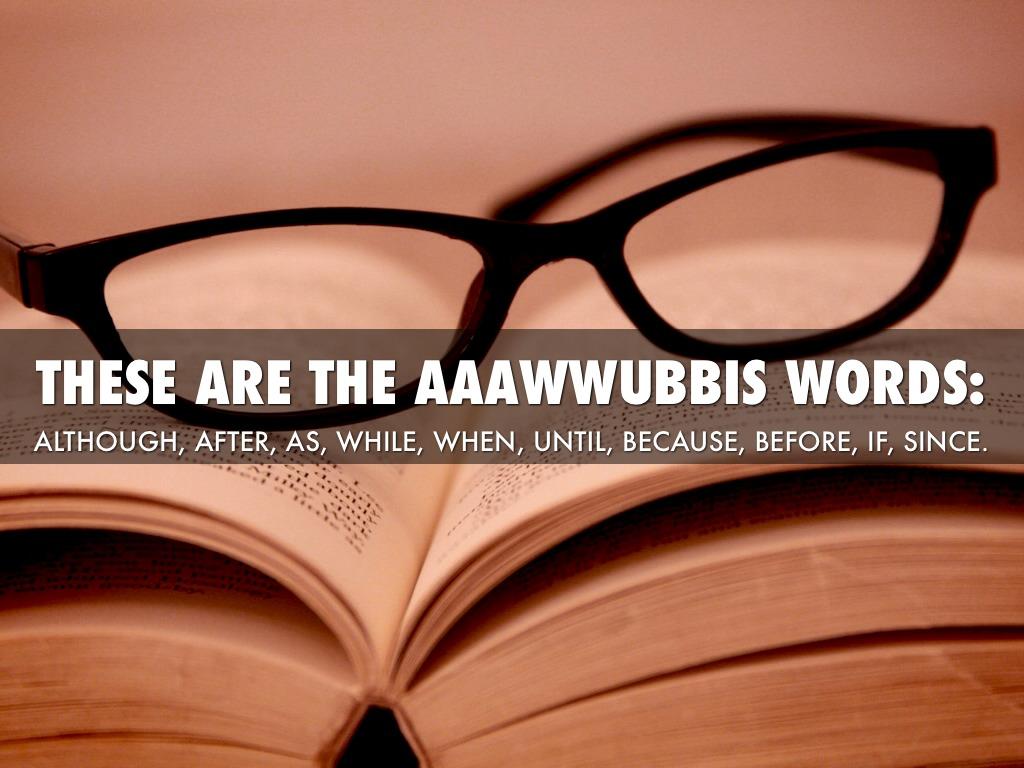 AAAWWUBBIS Sentences by Patrick Larkin