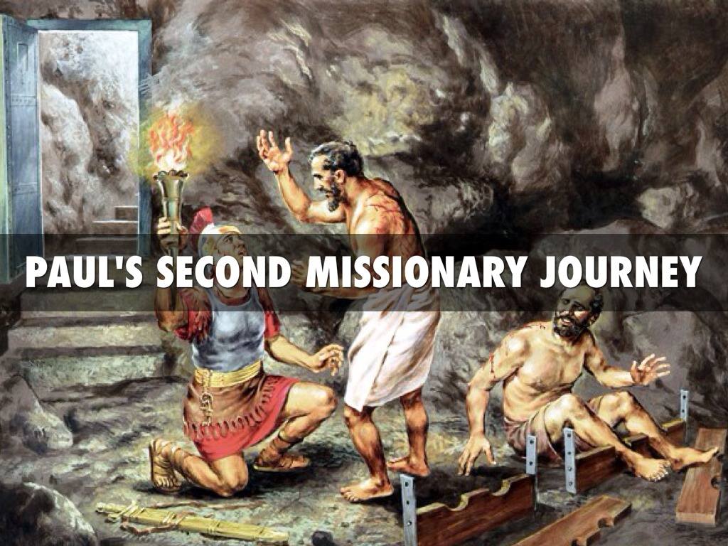 pauls first missionary journey essay Scenes from paul's missionary journeys by kent p jackson print share facebook on paul's first missionary journey on paul's second missionary journey, he and his companions, timothy, silas, and luke.