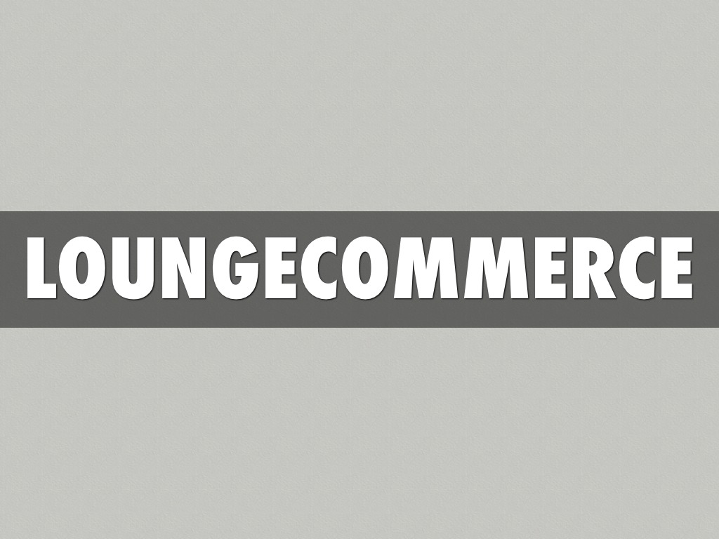 Loungecommerce