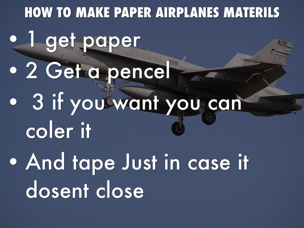 How to Fold the Record-Setting Glider-Style Paper Airplane ... | 768x1024