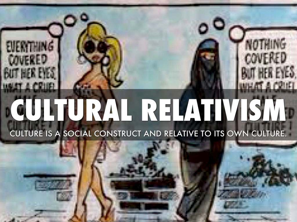 understanding cultural relativism and its connection in