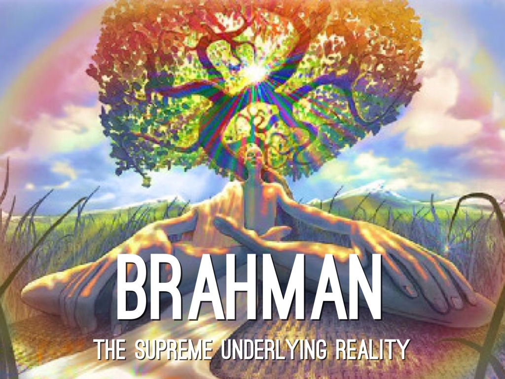 Brahman by Jonathan Chandra