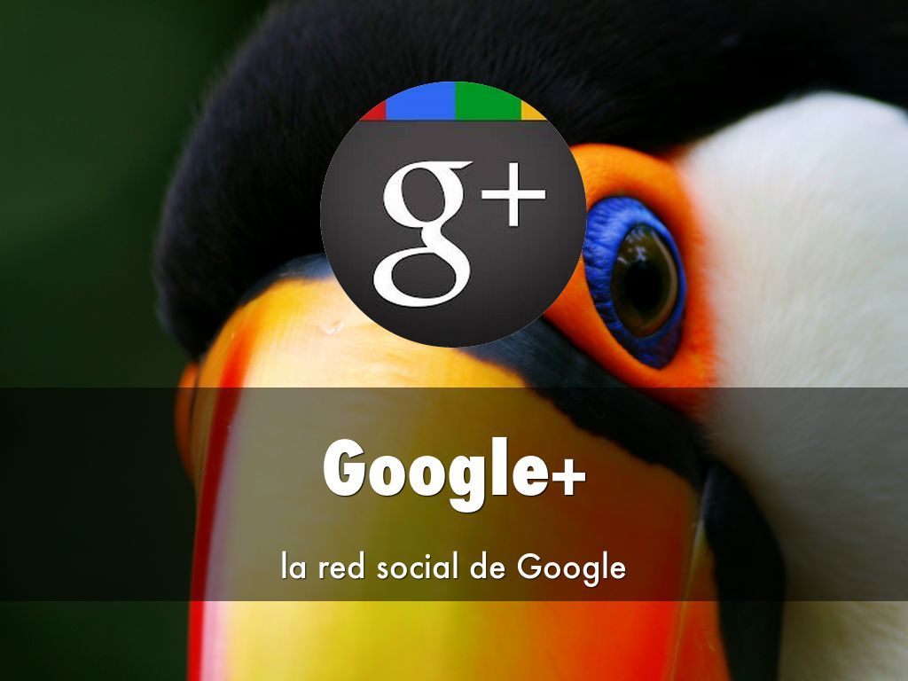 Introducción a Google+