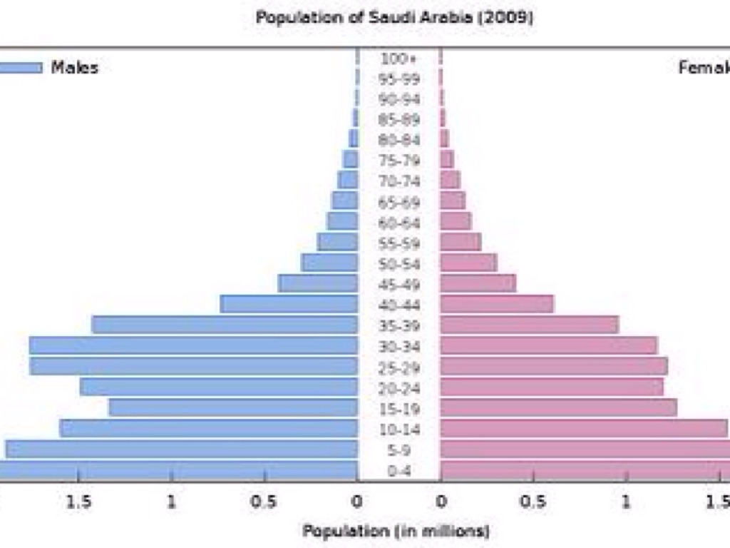 Saudi Arabia by Smooch Spears