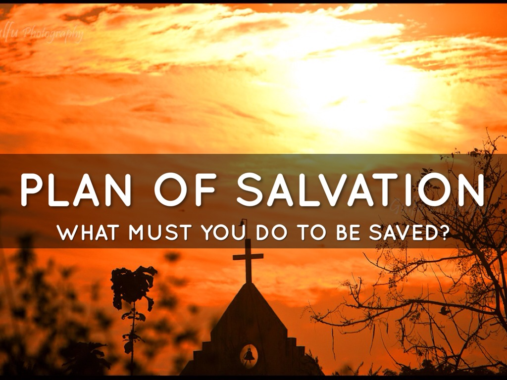 Plan Of Salvation by Emily Self
