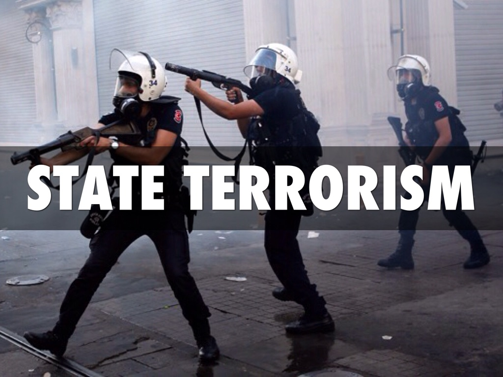 state terrorism 4 terrorism by the state 66 t his chapter explores the characteristics of terrorism from above—state terrorism— committed by governments and quasi-governmental.