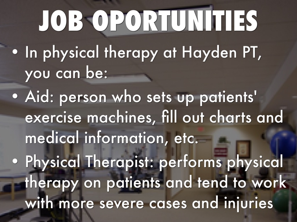 Advancement physical therapy - Advancement