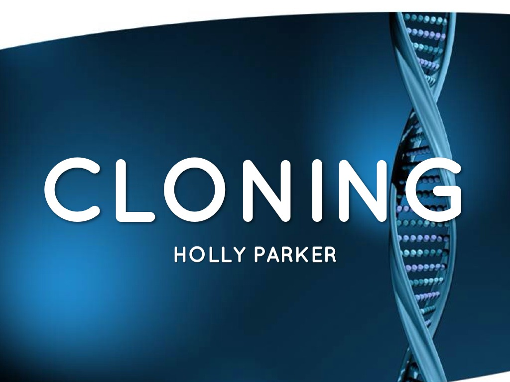 """cloning presentation Molecular cloning has progressed from the cloning of a single dna fragment to the assembly of multiple dna components into a single contiguous stretch of dna new and emerging technologies seek to transform cloning into a process that is as simple as arranging """"blocks"""" of dna next to each other."""