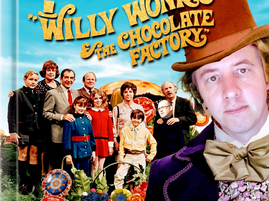 Charlie And The Chocolate Factory Climax