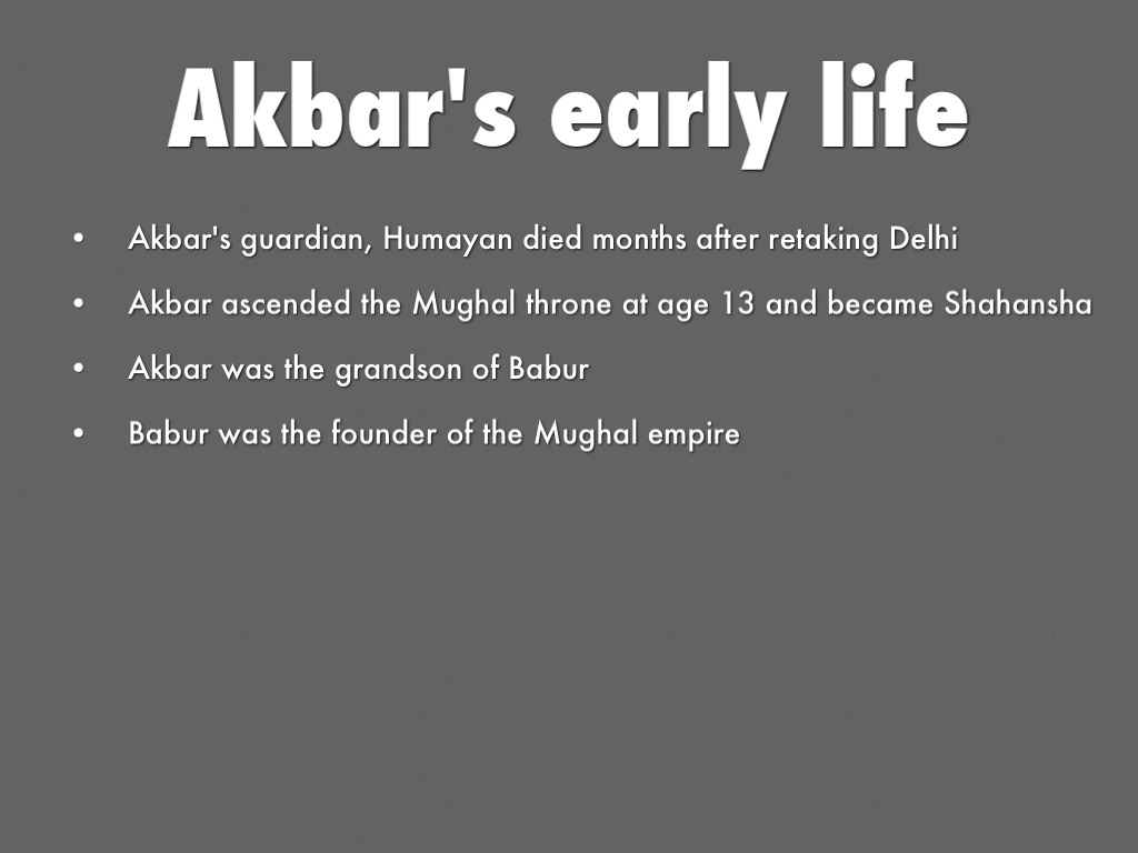 akbar the great essay papers Essay on akbar the great - get a 100% original, plagiarism-free essay you could only imagine about in our paper writing assistance proposals, essays & research papers of highest quality put out a little time and money to receive the report you could not even dream about.
