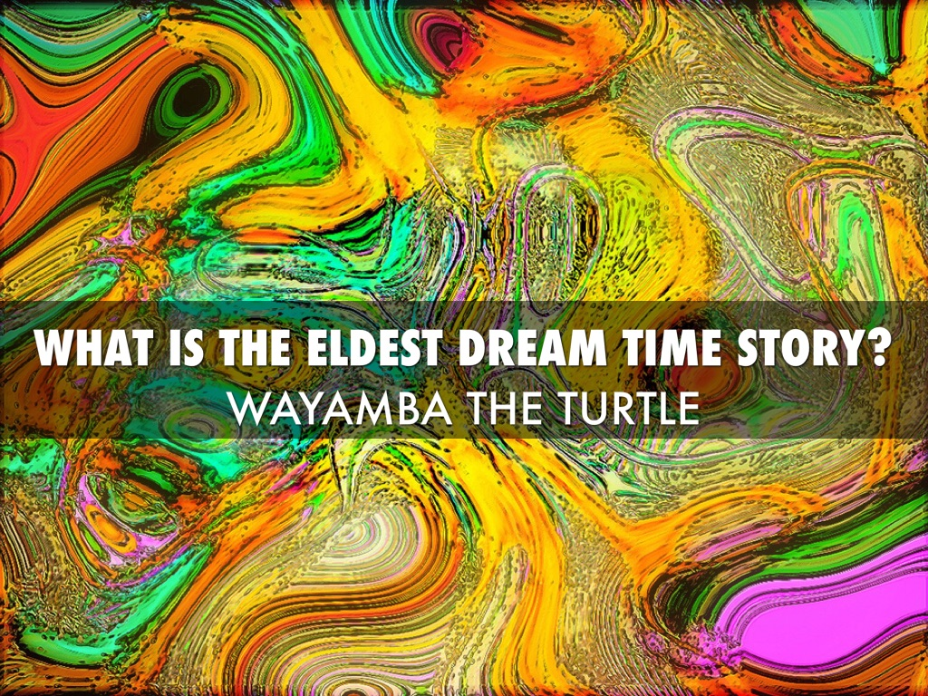 What is the dream time 20
