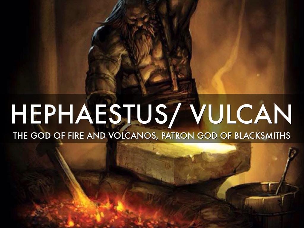 Great greek roman gods and goddesses by deondria maye hephaestus vulcan biocorpaavc