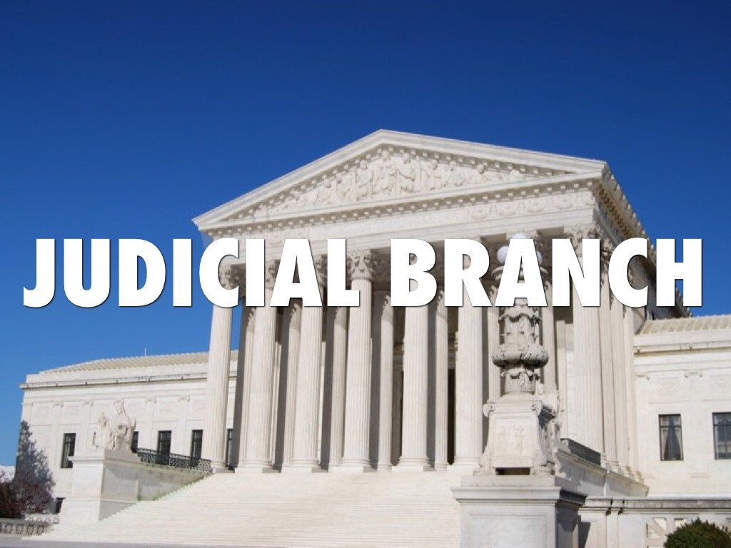 a discussion on the judical branch of the government The judicial branch of the us government is made up of federal courts and judges the judges are appointed by the president of the united states and they are confirmed by the us senate federal supreme court judges judicial branch facts.