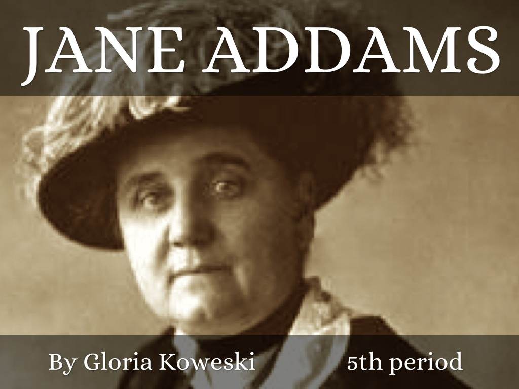 the life education and works of jane addams Find out more about the history of jane addams, including videos, interesting articles, pictures, historical features and more get all the facts on historycom.