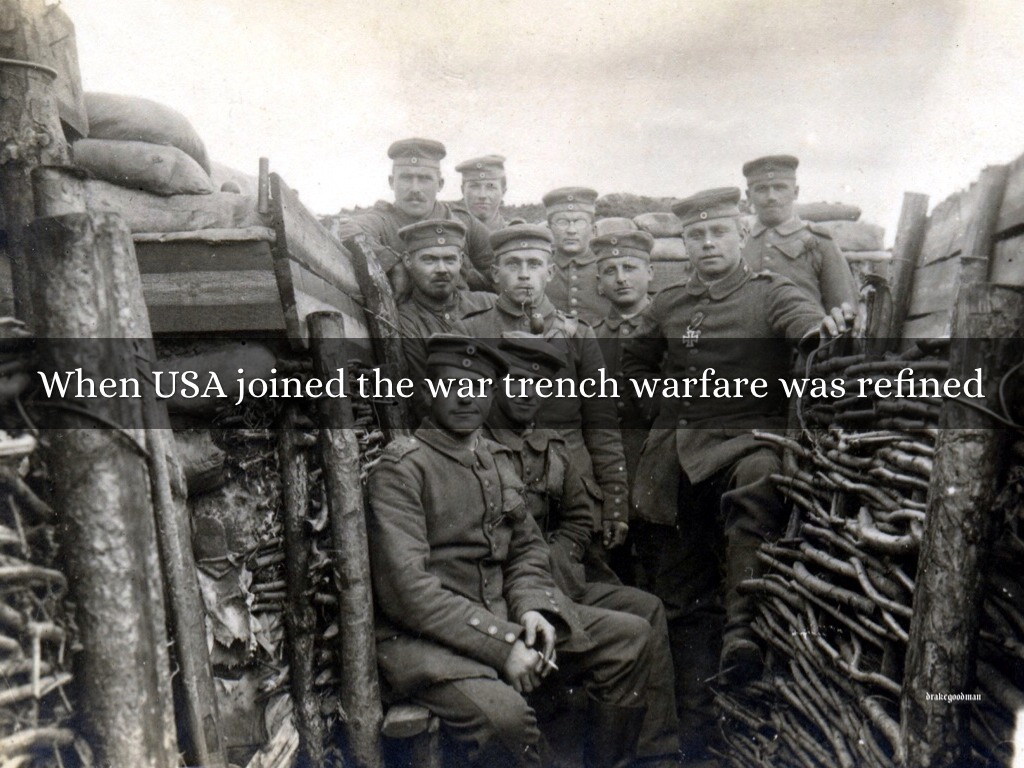 world war 1 life in the trenches Daily life in the trenches schlieffen plan: germany quickly advanced through belgium and into northeast france and began push for parisian assault battle of the marne – french, belgian and british troops fight the germans and push them back to aisne.