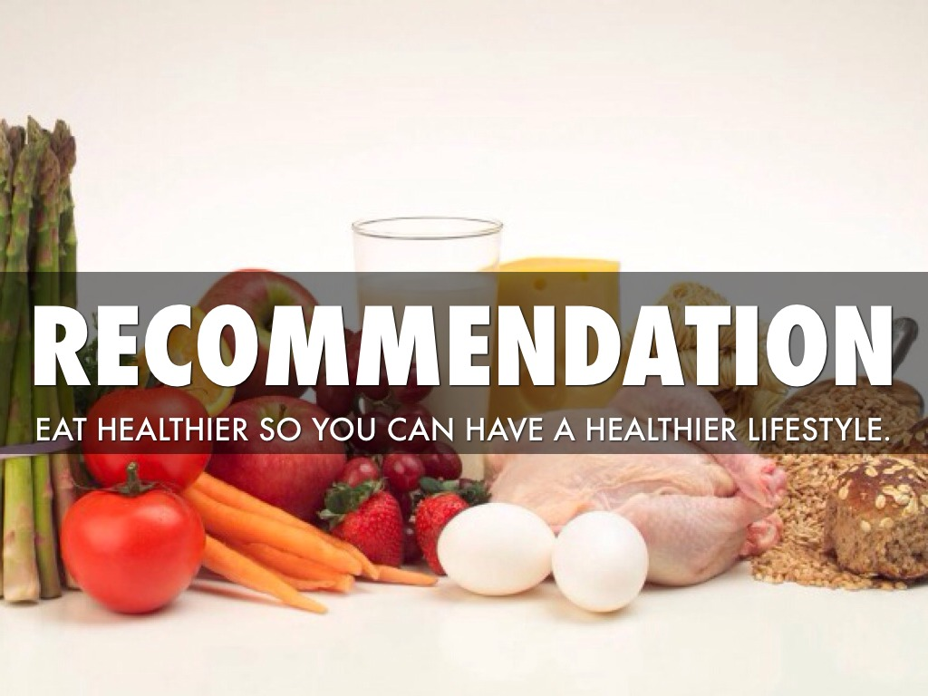 junk food recommendation Talk:junk food wikiproject food and practitioners of alternative medicine may recommend changes to diet as part of their recommendations for junk food is a.