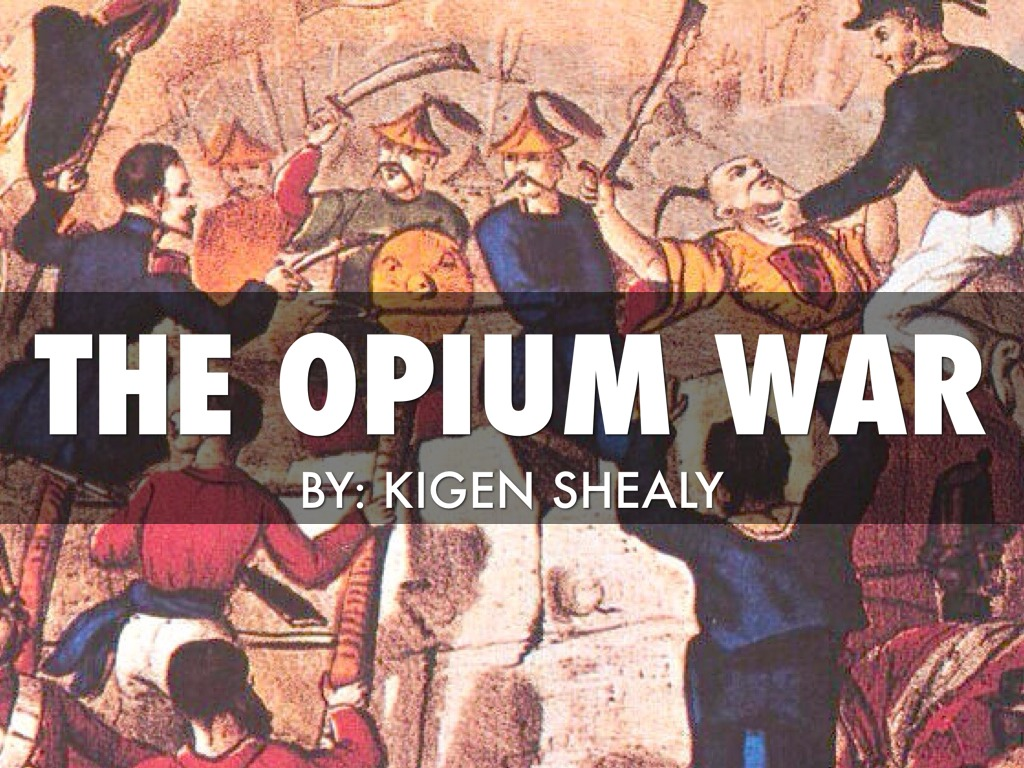 causes of the opium war Opium wars, two armed conflicts in china in the mid-19th century between the forces of western countries and of the qing dynasty, which ruled china from 1644 to 1911/12 the first opium war (1839–42) was fought between china and britain, and the second opium war (1856–60), also known as the.