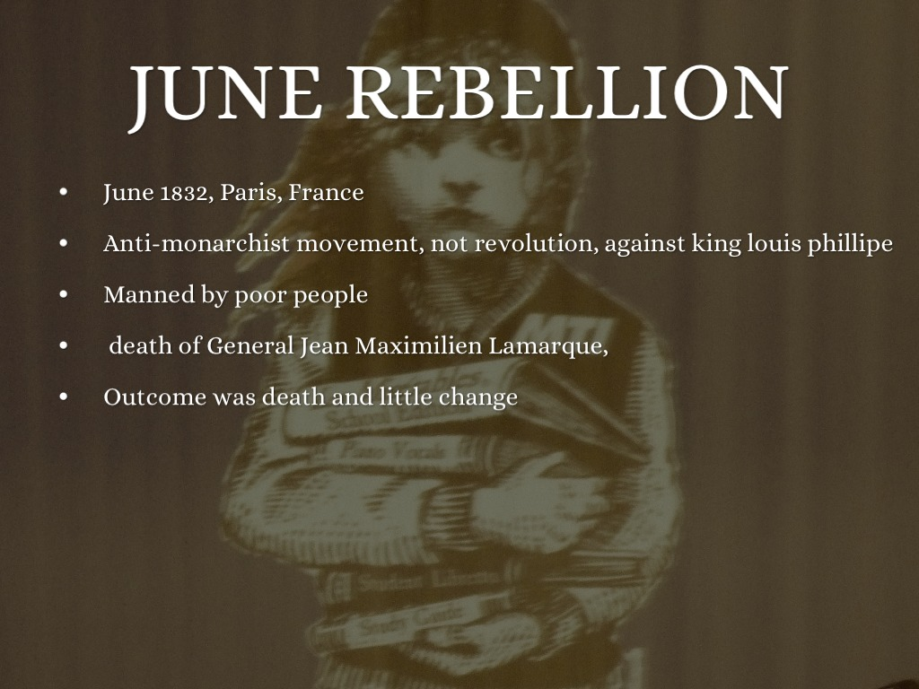 june rebellion