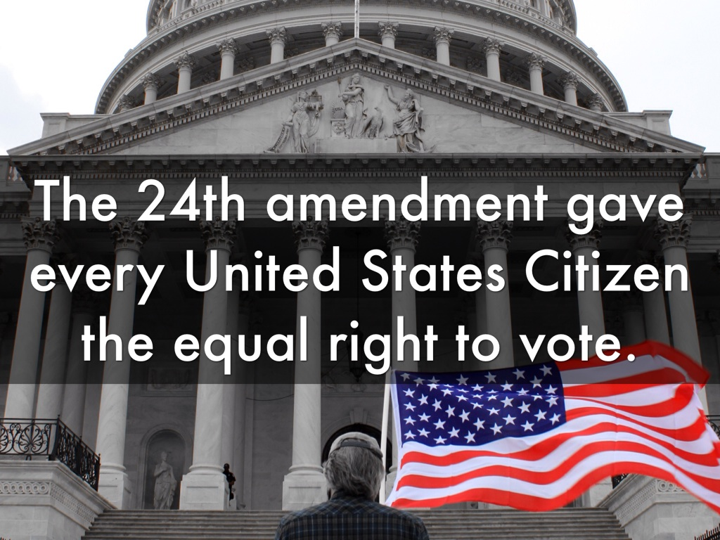 24th amendment For either people who are worried about efforts to remove president trump from office or those who'd love to see him leave, here are facts about the 25th amendment.