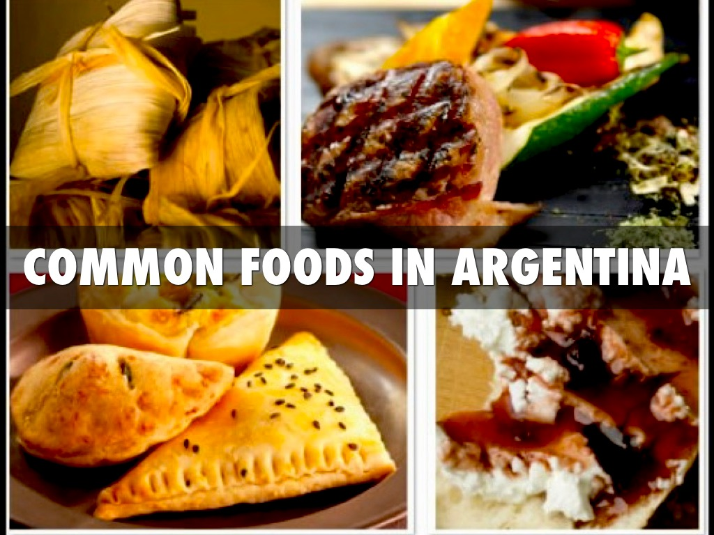 a taste of argentinas traditional foods What are the best foods in argentina not to worry along with the increase in inches and pounds, you'll carry memories of the most flavorful dishes you've tasted.