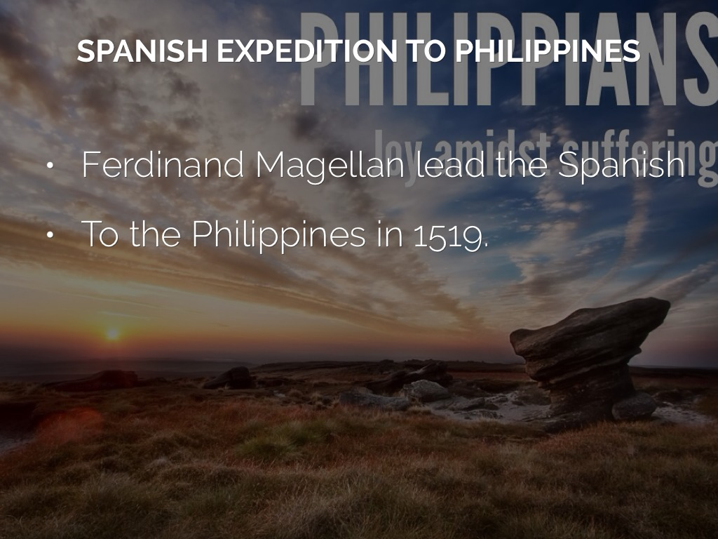 the expeditions of ferdinand magellan