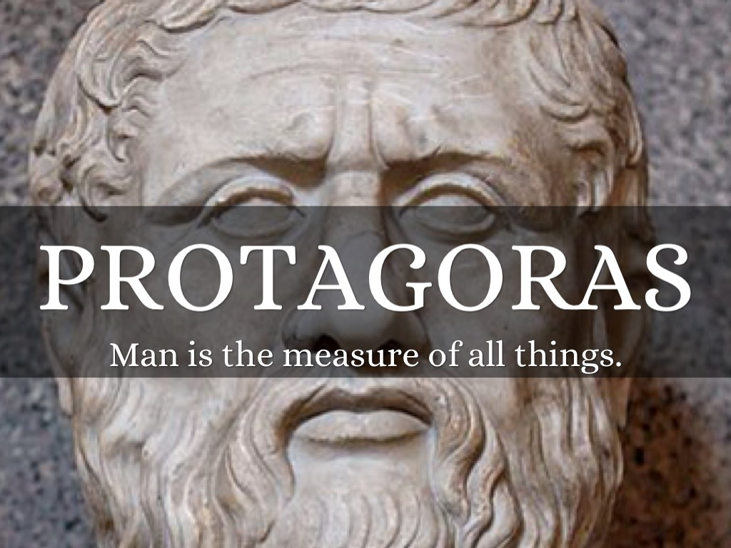term paper on protagoras Though the debate in protagoras ends in a stalemate of sorts, which side do you think wins the argument given the evidence offered in the dialogue while it may at first appear that there is no clear winner of this argument, a thoughtful introspection may reveal an underlying message to the reader, as is the case with most of plato's dialogues, such as in gorgias.