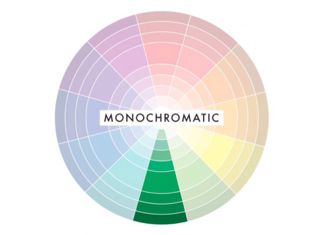 What Is Monochromatic Color Scheme color (micro teach round 2)elizabethotto