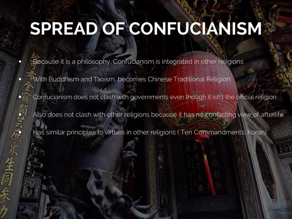 neo confucianism 2 essay