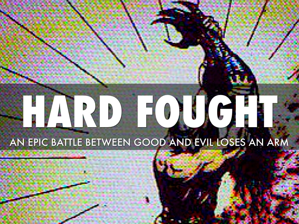 the battles between good and evil in beowulf