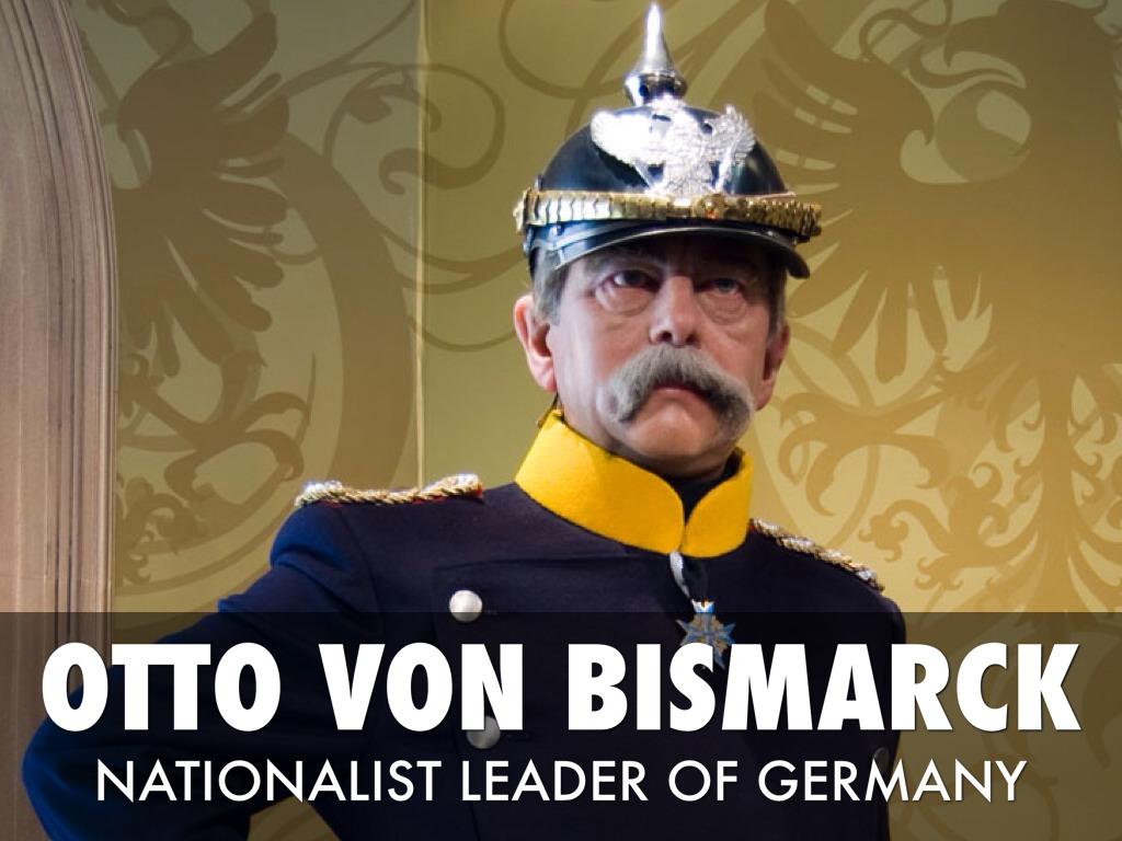 otto von bismarck nationalism essay