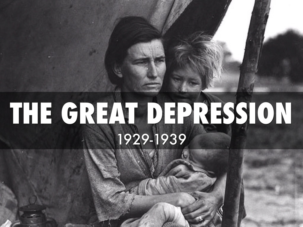 The Great Depression (1929-1939) Essay
