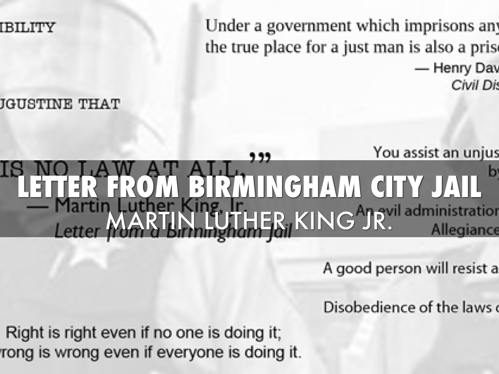 letter from birmingham jail summary letter from birmingham by smith 10781 | B5DD76A2 7001 4B50 B48E F7EAE500E557