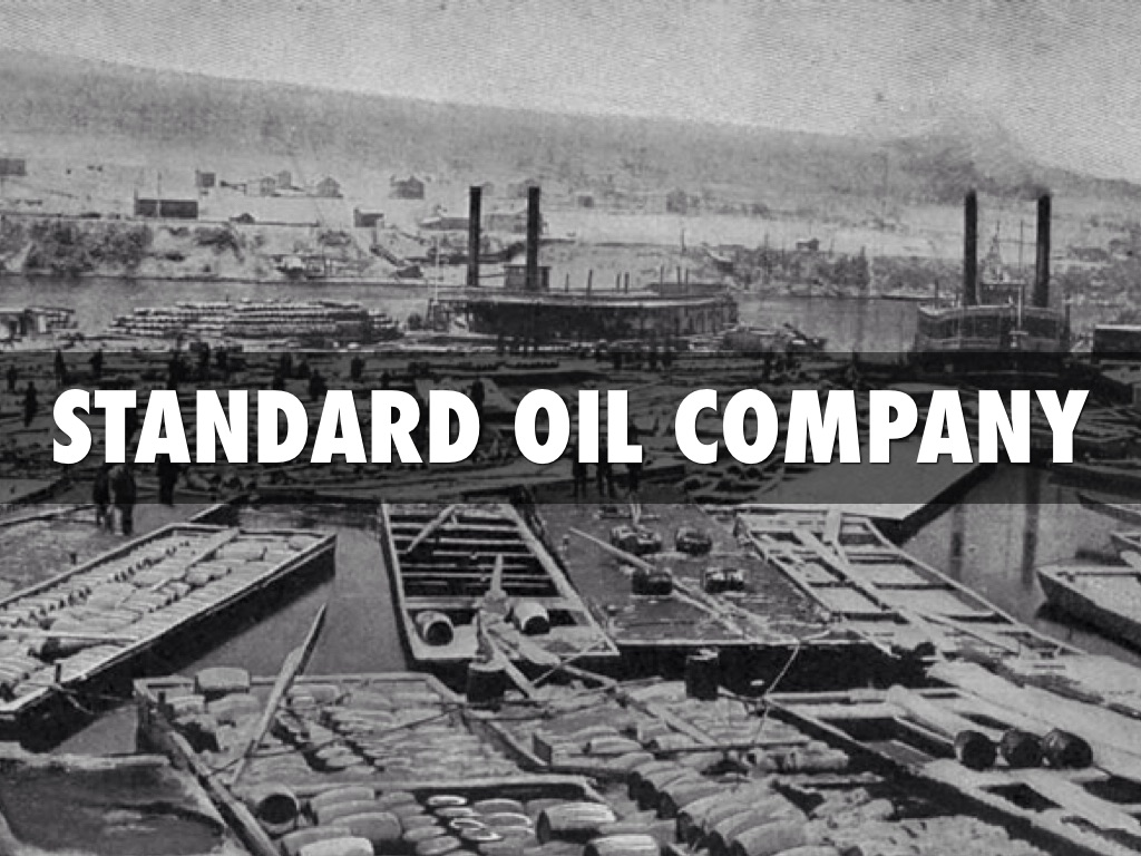 an analysis of standard oil company The history of the standard oil company, vol i has 14 ratings and 2 reviews carol said: this was pretty interesting stuff i was aware of the existence.