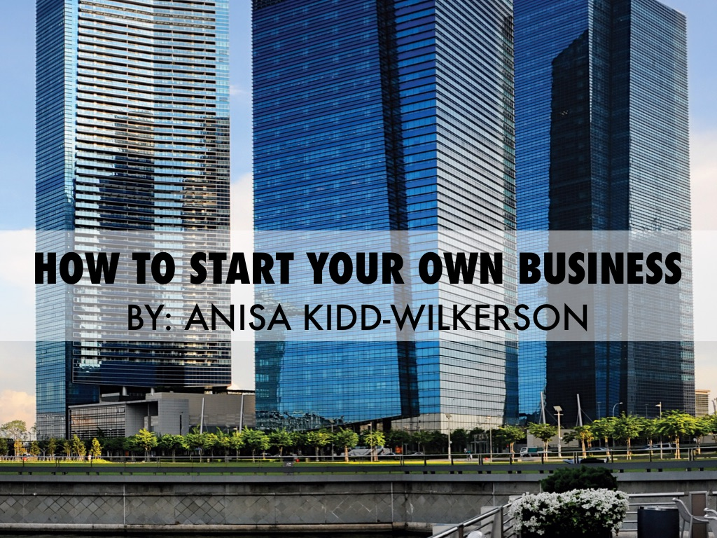 "how to start your own business I have a certain friend who called me a while back, all excited about his latest revelation ""what if you could go to a web site and find all the recipes you could make today, with just the ingredients you already have in your kitchen."