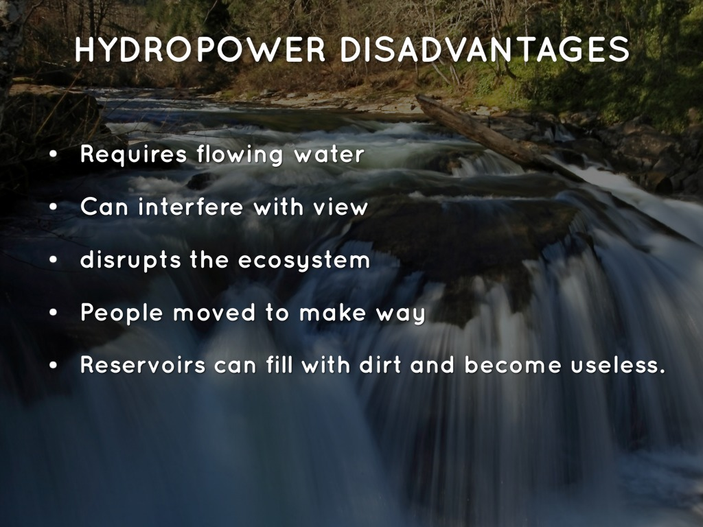 the advantages of using dams to create hydroelectric power However, some dams are built to produce hydroelectric power how do dams make hydroelectric power these are electric turbines inside a dam when water from the dam passes through, the turbines spin this creates electricity.
