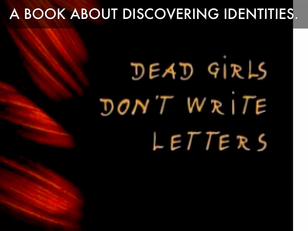 a book about discovering identities