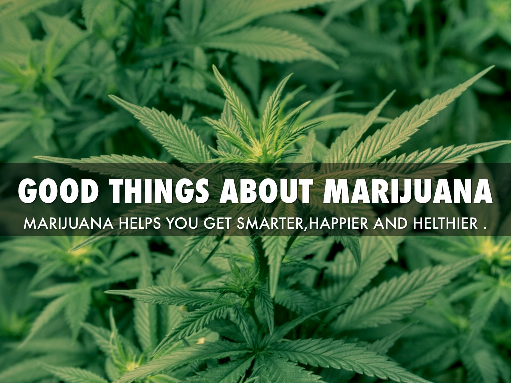 the good benefits of marijuana Regulating and taxing marijuana is the conservative 14 year olds are not known for good decision-making skills social benefits of regulating medical marijuana.