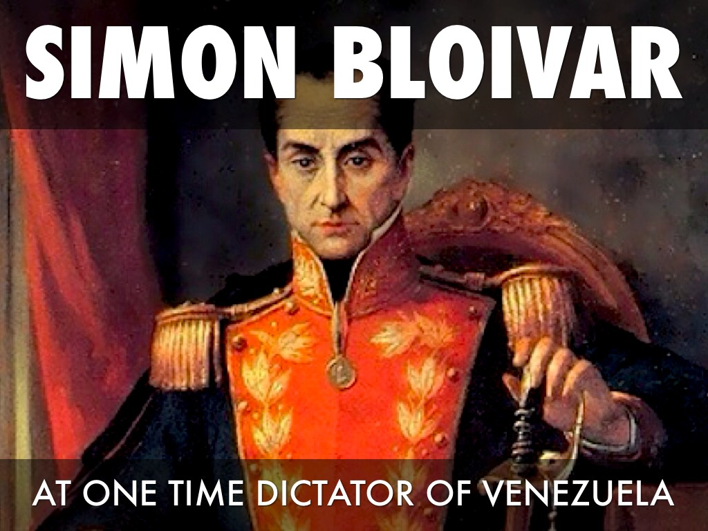 dissertations on simon bolivar Todd, whitney k 1989-, the grey eagle of glen lily : simon bolivar buckner's place in the lost cause, reunion, and politics of the late nineteenth century (2014) electronic theses and dissertations.
