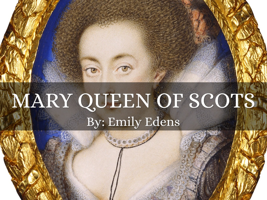 Mary queen of scots essay