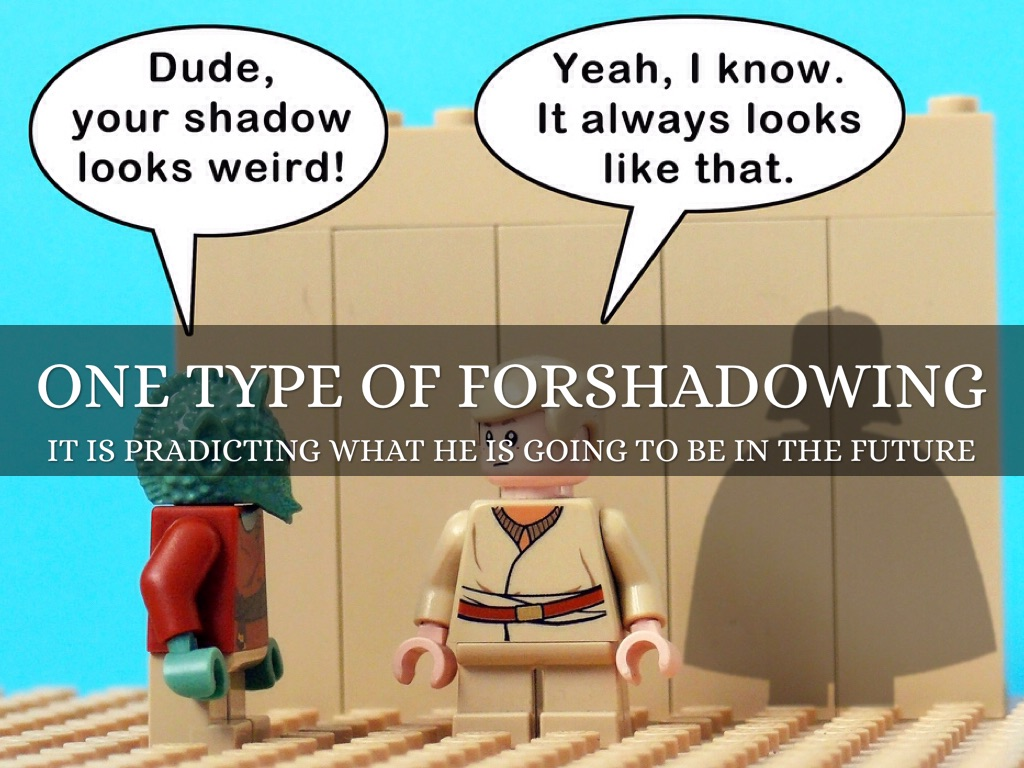 foreshadowing and flashback What is foreshadowing learn the different types of foreshadowing as well as definitions and examples from literature make learning literary terms a snap with.