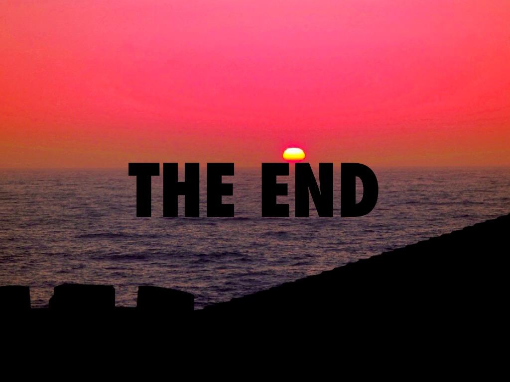 The End For Presentation | www.pixshark.com - Images ...