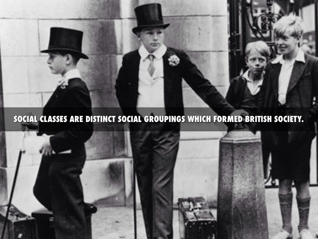 Class System In Victorian England By Shelby-8100