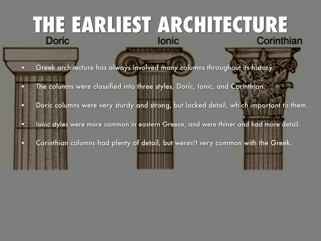 ancient greek art architecture by nick albiza