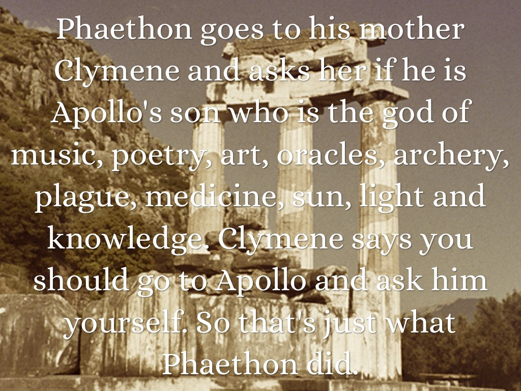 phaethon son of apollo - photo #36