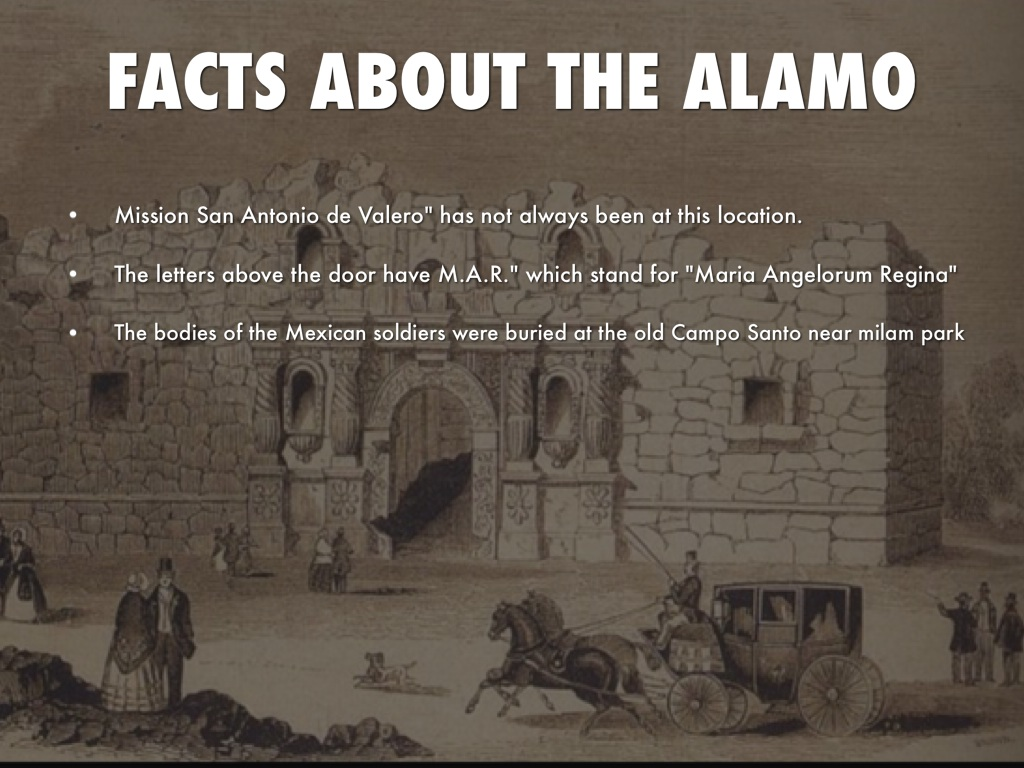 the history and description of the alamo as a peaceful mission The alamo was considered a housing designation not only for religious purposes by means of fulfillment and communal congregation, but for many variances that played a major role in the developmental civil affairs between both texas and mexico as conjoined and divided nations one of the most major.