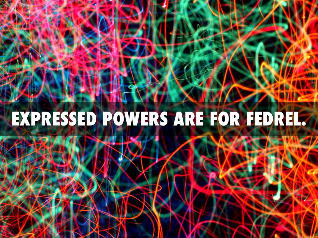 Expressed Powers by Tori Hoover