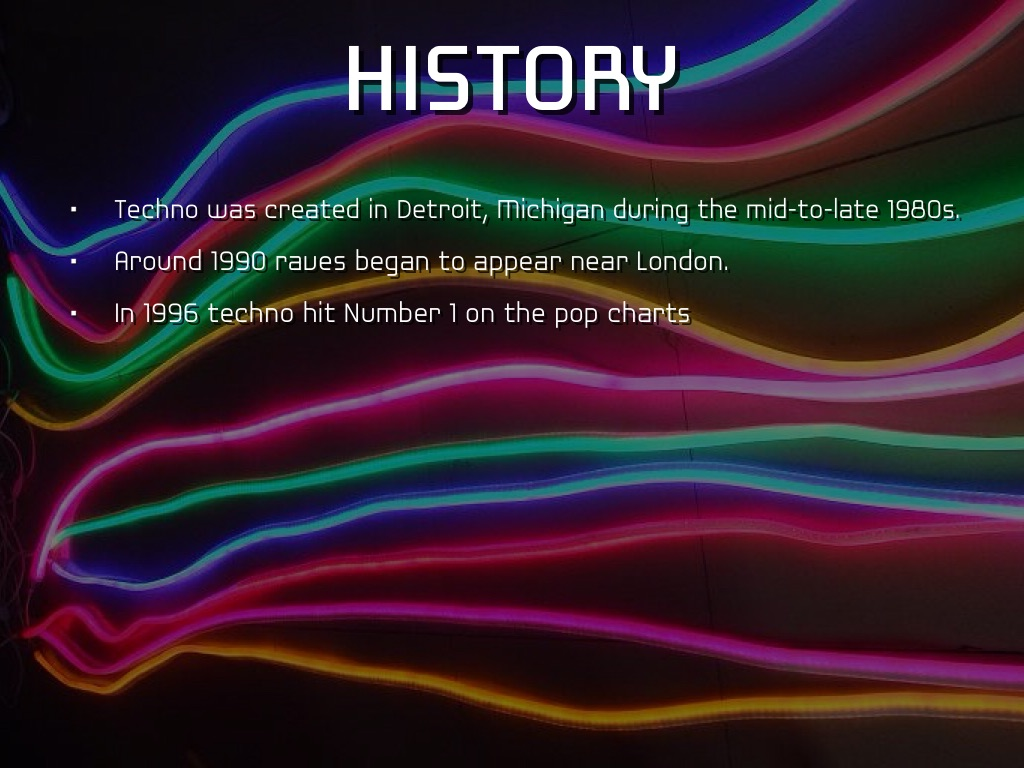 a look at the history of techno The story of how techno unified post-wall berlin techno brought the east and west together if you look at a lot of those early raves there was also.