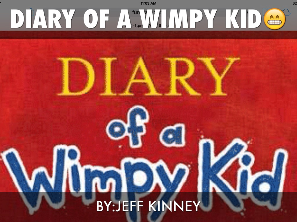 Diary Wimpy Kid Climax